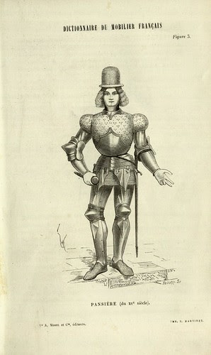 Armour and top hat