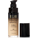 Milani Conceal + Perfect 2-in-1 Foundation Concealer, Vanilla 1 oz by Pharmapacks
