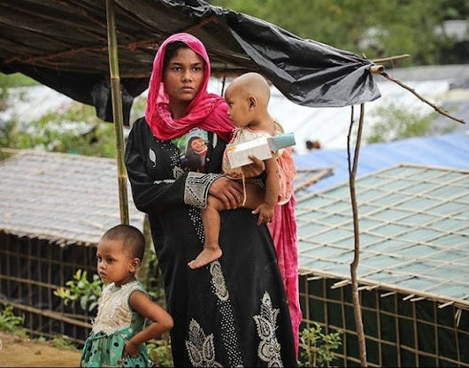 """Rohingya"" Chosen 2017 Name of the Year 
