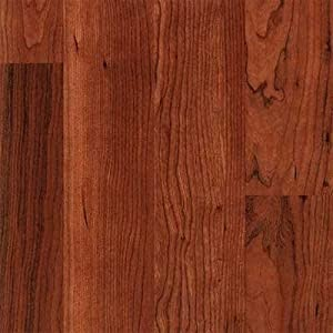 8mm Pergo Unibest Laminate Flooring Dark Cherry