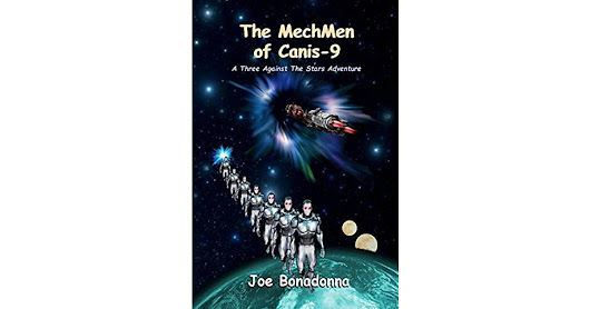 Andrew Weston's review of The MechMen of Canis-9