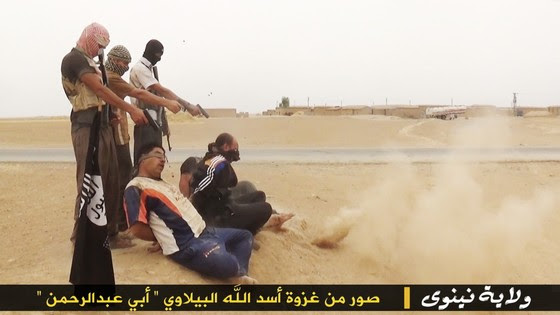 ISIS Holds Parade With Captured US Military Vehicles ISIS Ninewa photos Jun24 16 thumb 560x315 3319