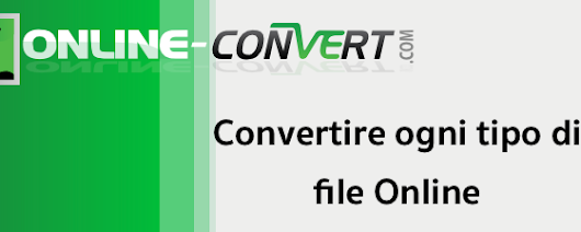 Come convertire documenti online - KingMac Web