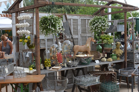 French Flea Market | Chateau Sonoma