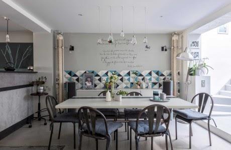 loft in paris by murs et merveilles d coration de la maison. Black Bedroom Furniture Sets. Home Design Ideas