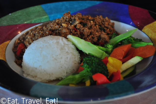 Sesame Grill: Thai Ground Pork