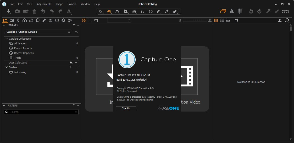 Capture One Pro 10.0.0.225 Terbaru