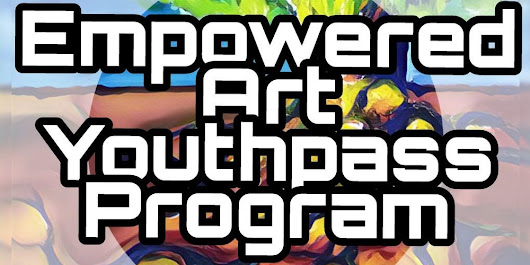Empowered Art Youthpass Program Day 1 of 5
