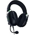 Razer - Blackshark V2 Multi-Platform Wired Esports Headset with USB Sound Card - Black