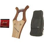 Kinnor Harp 2-Tone Color w/ Gig Bag & Extra Strings SetKinnor Harp 2-Tone Color w/ Gig Bag & Extra Strings Set