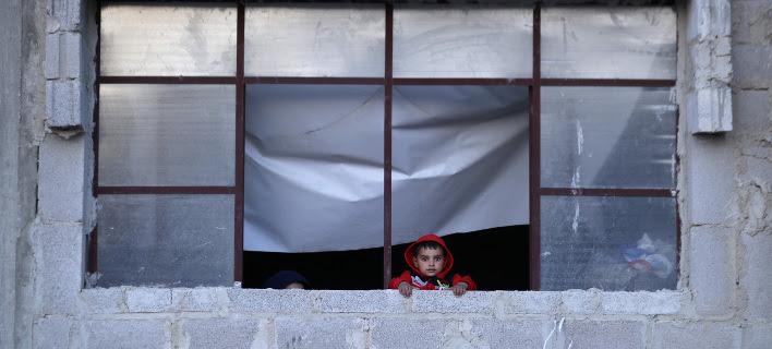 Στη Γούτα  σκοτώθηκαν περισσότεροι από 1.700 άμαχοι, φωτογραφία: apimages