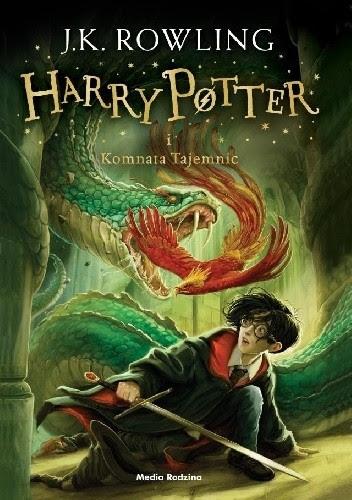 Harry Potter I Komnata Tajemnic Jk Rowling 308636
