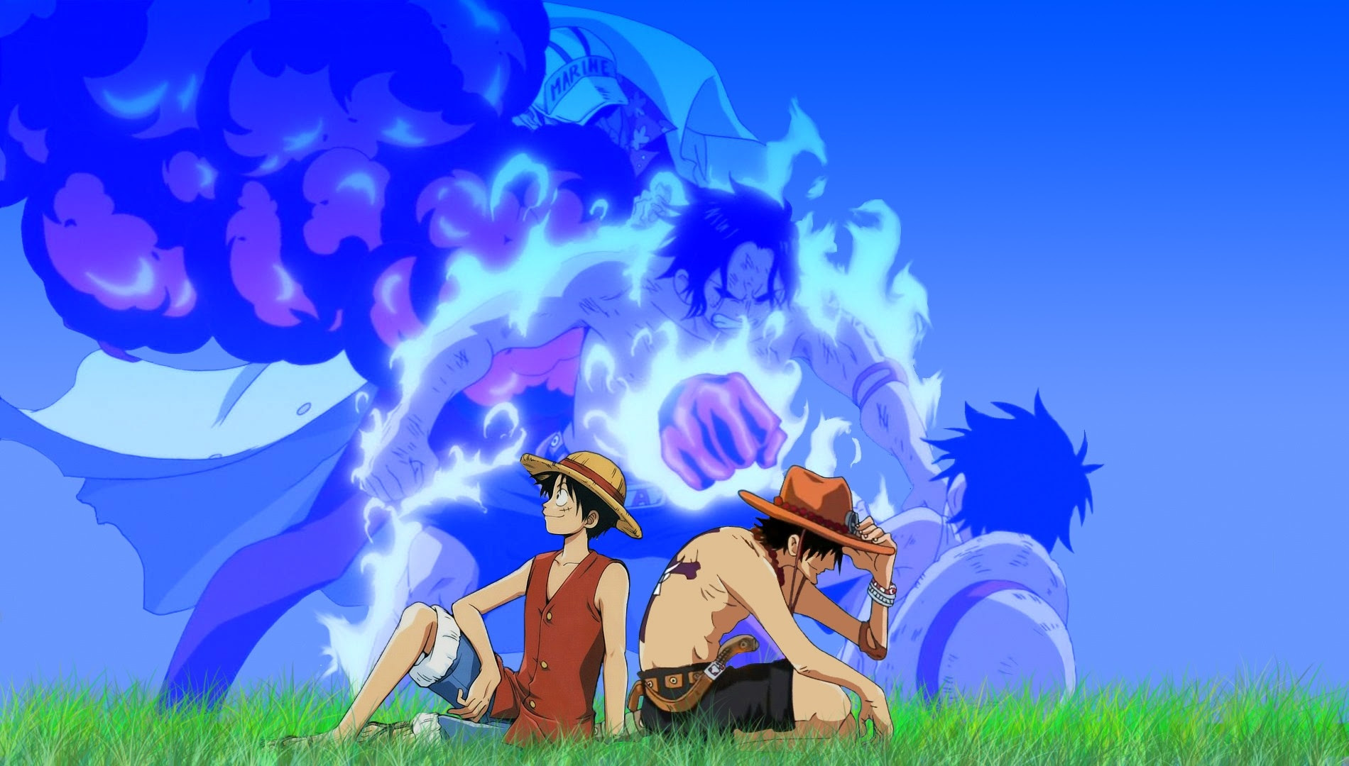 4000 Wallpaper Anime Hd Luffy  Gratis