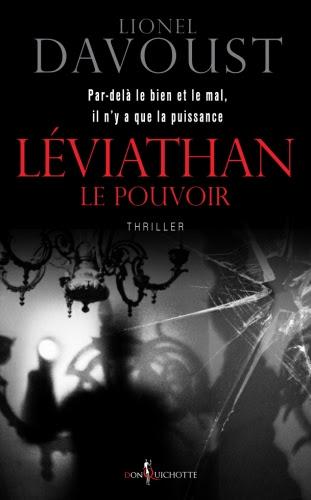 Couverture Léviathan, tome 3 : Le Pouvoir