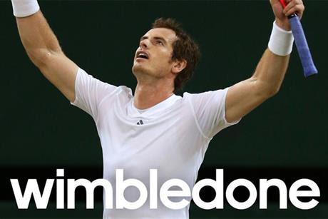 Robinsons and adidas honour Andy Murray's Wimbledon triumph | Advertising news | Campaign