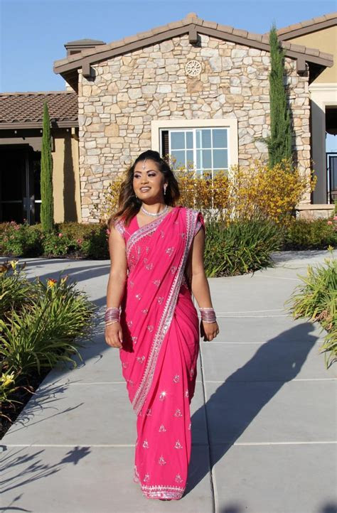 Indian Wedding Ceremony Outfit