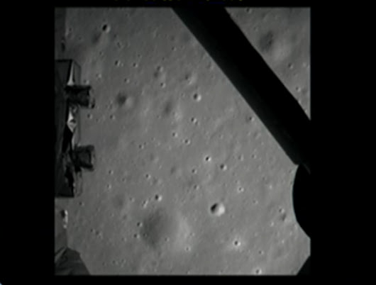 China Makes Historic Landing on the Moon