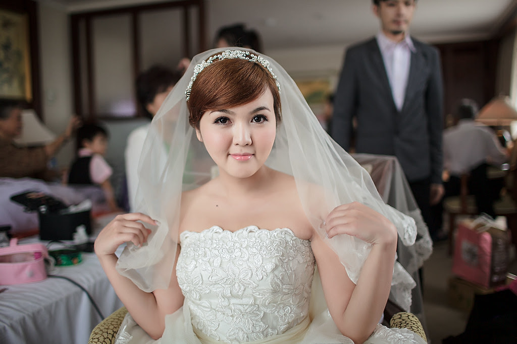 學誠&尹宣 浪漫婚宴 (4)