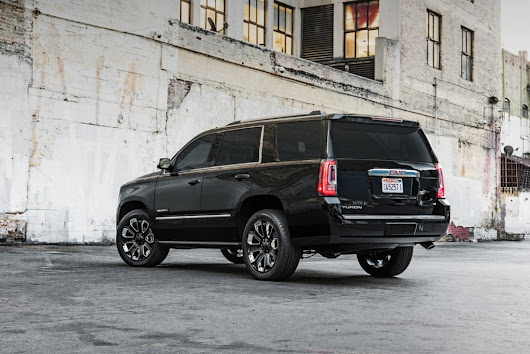 2018 GMC Yukon Denali Ultimate Black Edition Continues The All Black Everything Trend