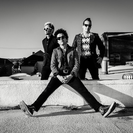 GREEN DAY TO RELEASE GREATEST HITS: GOD'S FAVORITE BAND | Radio VJZ® - Homepage