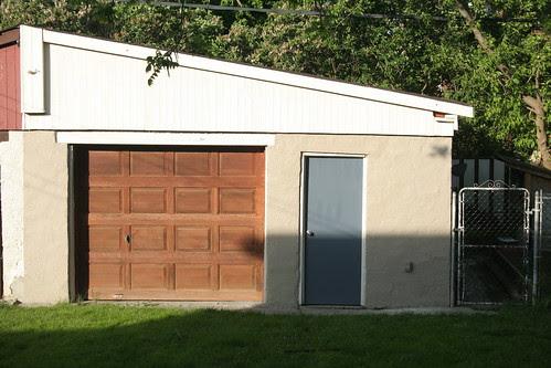 Garage - May 2011