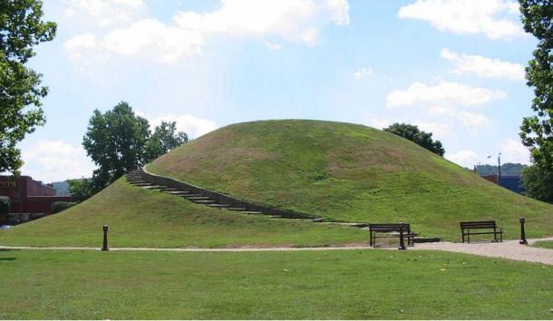 Criel Mound, Charleston.