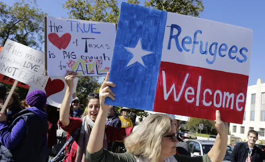 Federal Judge Denies Bid by Texas to Block Syrian Refugees