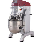 Axis AXM60 60 Quart Mixer with Capacity of 60 Quarts 3 Speeds Digital Timer in Stainless Steel