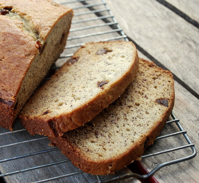 Banana & Date Bread 2