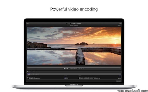Apple Compressor 4.4.3 MAS |Mac OS X |408 MB.  Thanks to its tight integration with Final Cut Pro...