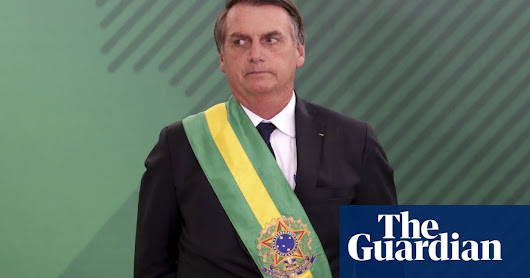 Jair Bolsonaro launches assault on Amazon rainforest protections | World news | The Guardian