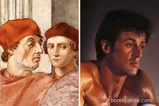 famosos parecidos personas del pasado (10)