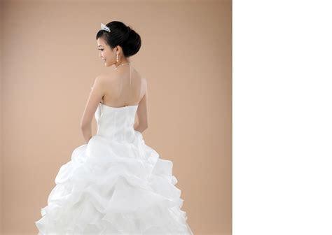 Jessica's wedding gown
