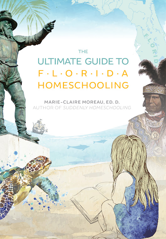 Heads Up, Florida! New Book Released Today - Marie-Claire Moreau