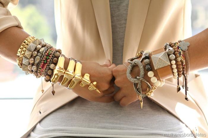 Pulseiras da Moda 2012