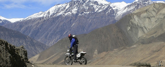 Nepal Dirt Bike Tours | Himalayas Motorcyle Adventures | The Big Adventure Company Co |