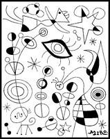 Dibujos Para Colorear Arte Cuadros Famosos Morning Kids