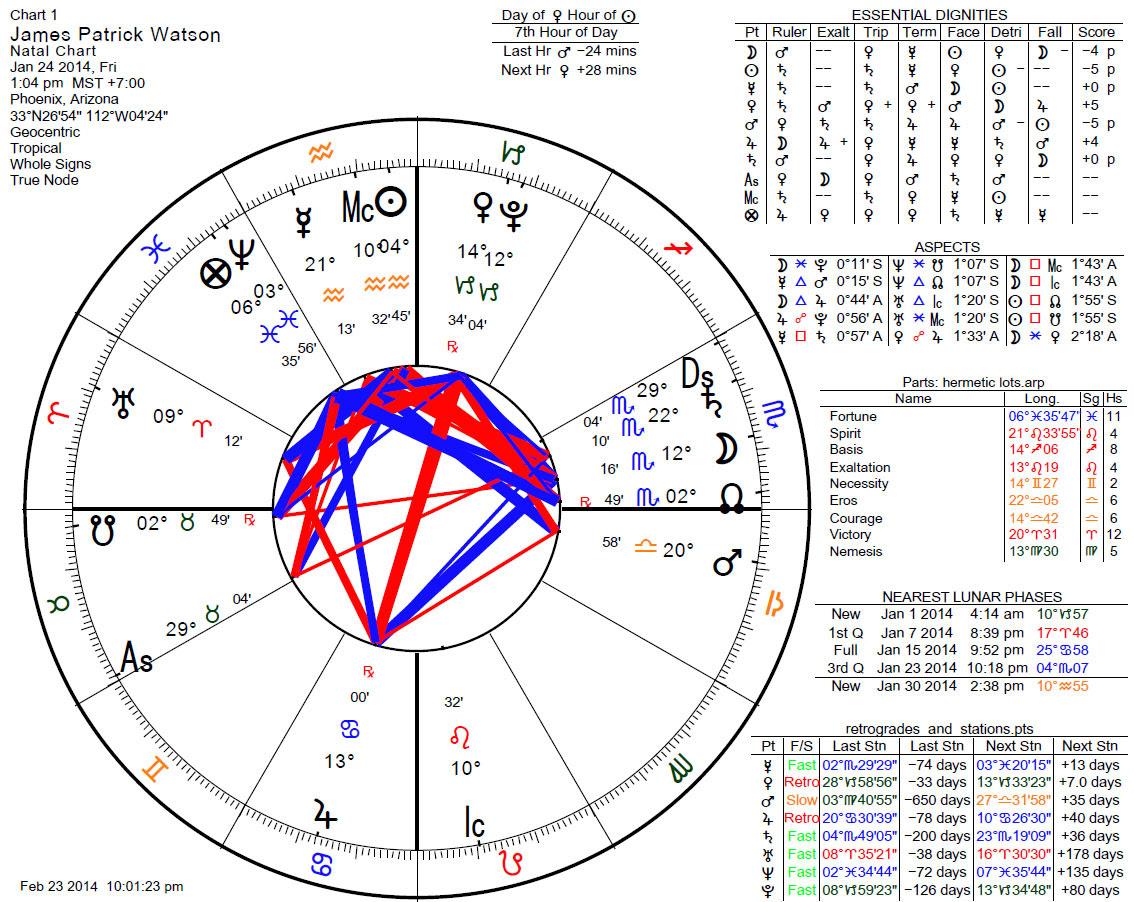 Birth Charts 20 An Astrology Beginner's Guide to Understanding ...