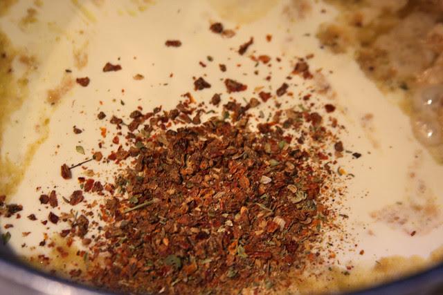 Adobo tomates secos y alcaparras