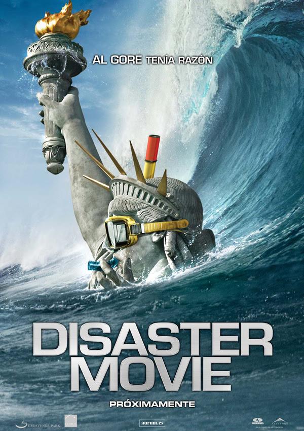 Disaster Movie (Jason Friedberg, Aaron Seltzer, 2.008)