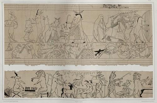 Histoire de l'art égyptien by Prisse D'Avennes, 1878 h