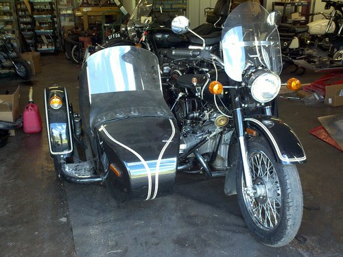 2004 ural tourist at scrambler cycle