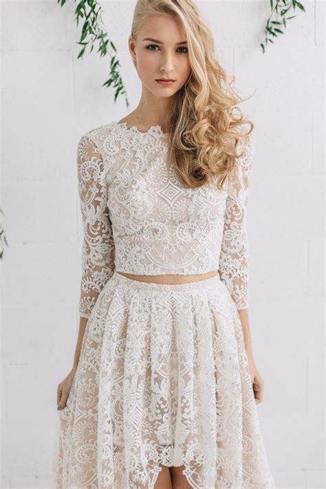 25  cute Long sleeve lace top ideas on Pinterest   My