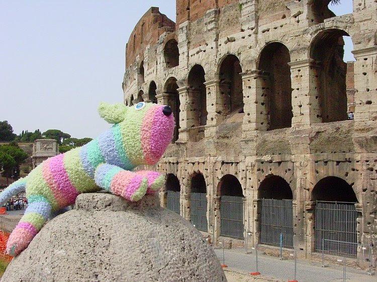 Mooch at the Coliseum
