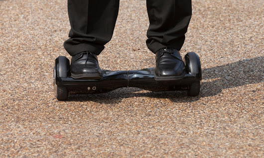 Hoverboard-riding London teenager killed in collision with bus | UK news | The Guardian