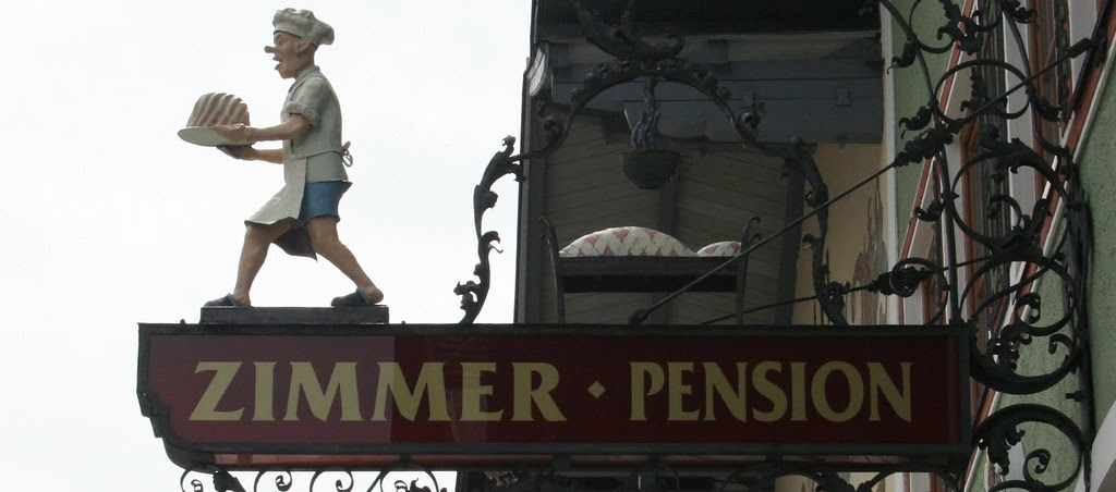 Zimmer and Pension