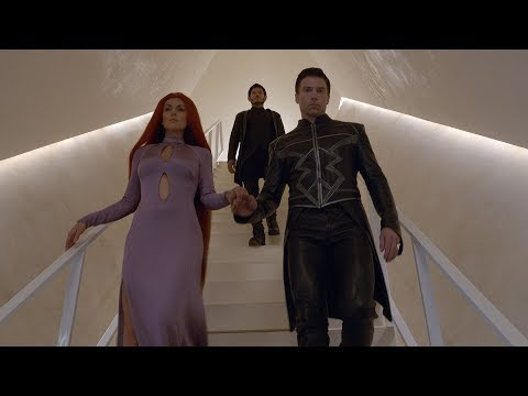 Thoughts on the Inhumans' Trailer