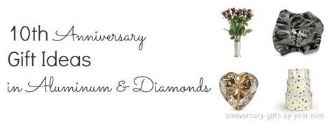 Ten Year Wedding Anniversary Guide From Tin To Diamonds