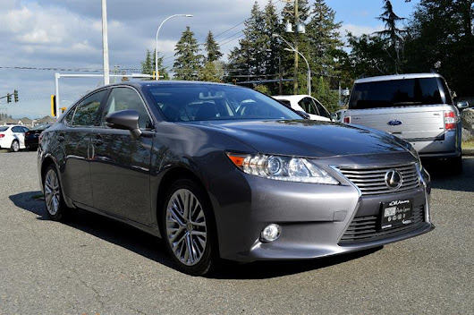2013 Lexus ES 350 Touring - LOCAL / LOADED Used for sale in Surrey at Cwl Auto
