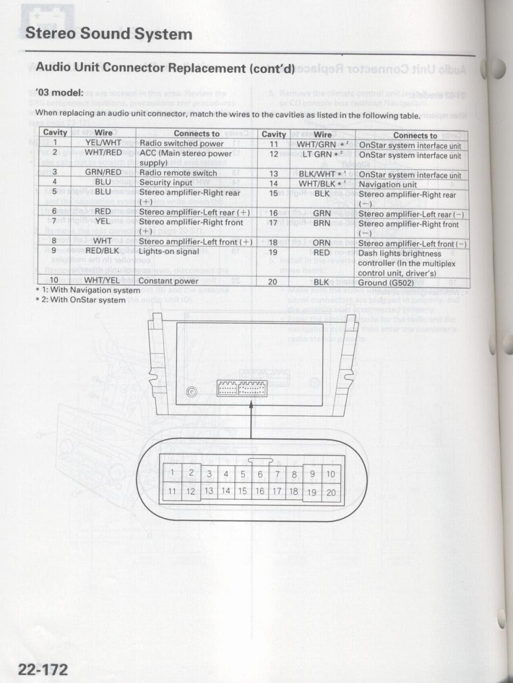 Radio Wiring Diagram For 2000 Acura Tl HP PHOTOSMART PRINTER